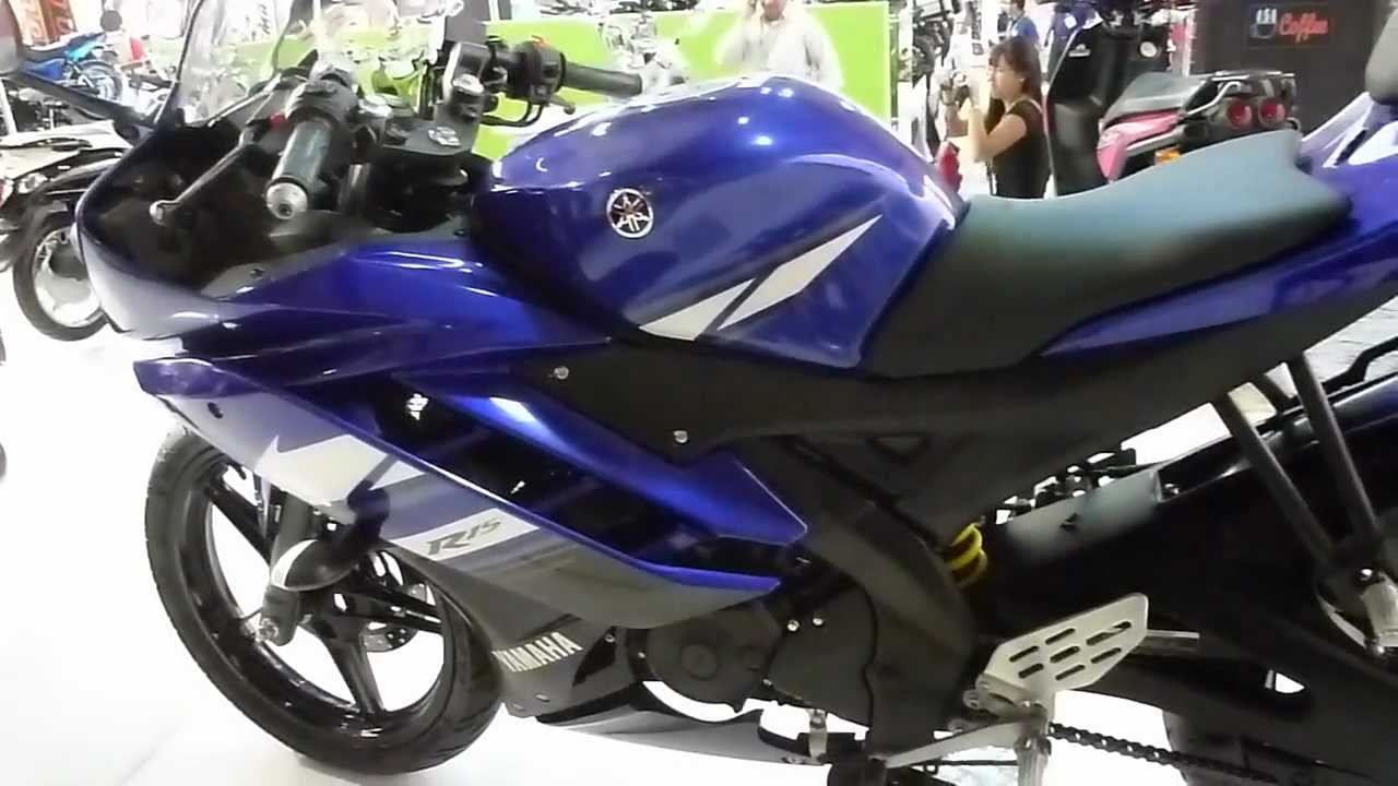 R15 Yamaha 2013 yamaha YZF R15 Version 2 2014