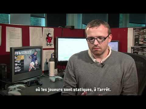 FIFA STREET - Interview de Producteur #01: Nouvelle direction