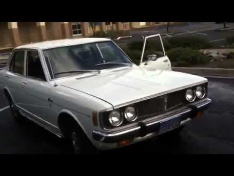 1972 Toyota Corona Deluxe Automatic
