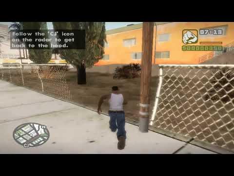 Como Instalar Gráficos Em PCs Fracos No GTA San Andreas