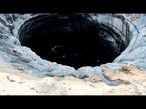 SORPRESA !!! (IMAGENES) Aparece un segundo foso gigante en Siberia !!!