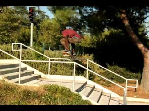 "Cyril Jackson - ""Good Luck"" (full part)"