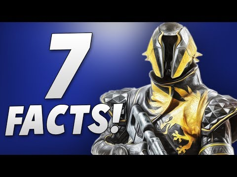 7 Destiny 2 Facts You Probably DIDN'T Know