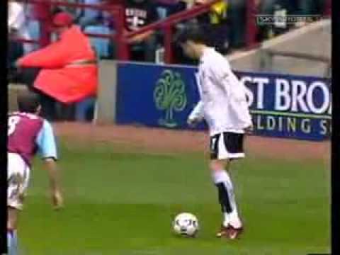 Cristiano Ronaldo - jugadas fintas