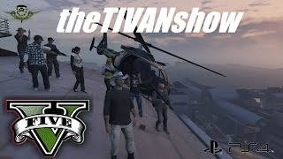 GTA5 - ROAD TO 4OK FRIENDS AND FANS - OPEN LOBBIES - PS4
