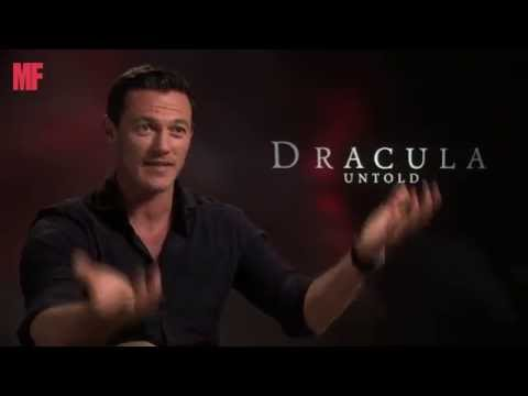 Luke Evans Dracula Untold interview