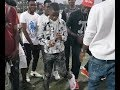 Check Out Destiny Boy Zanku Leg Work Dance,As Vector, Idowest Storm In With Style At Agege Stadium