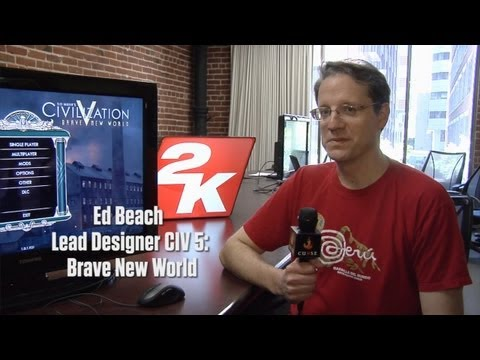 Civilization V: Brave New World - Interview with Lead Designer