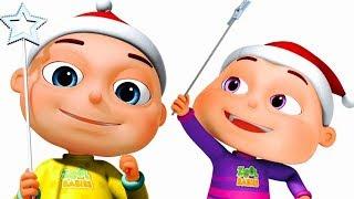 Five Little Babies Dressed On Christmas (Single) | Zool Babies Fun Songs | Christmas Songs