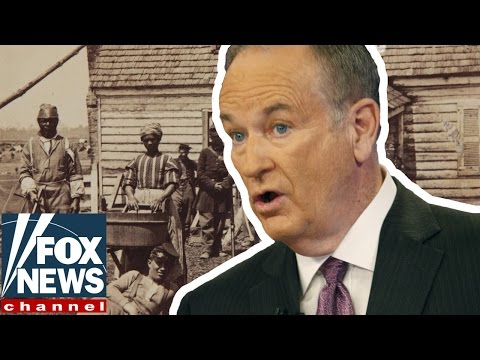 Bill O'Reilly Denies then Proves White Privilege