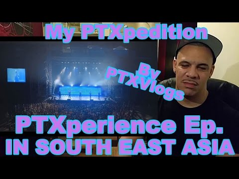 Pentatonix The PTXperience Episode 10 - In Southeast Asia REACTION