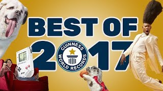 Best of 2017 - Guinness World Records