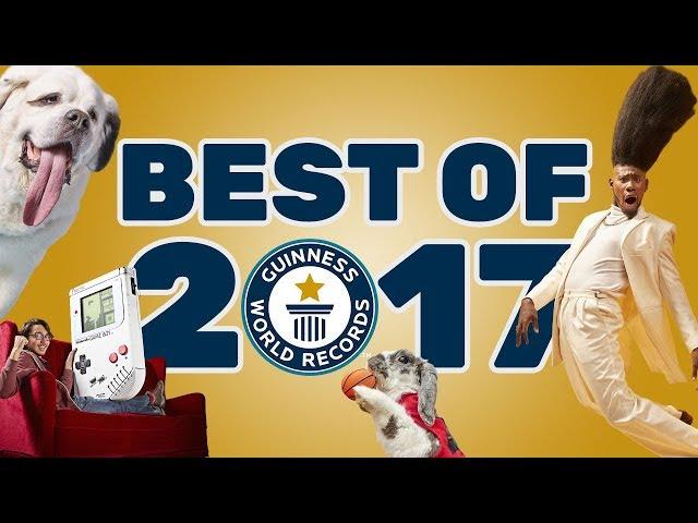 Best of 2017 - Guinness World Records