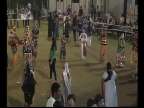 Navratri 2013 Live Garba - Kalol - Day 5 - Kamlesh Barot - Twinkle...