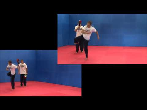 Training For Taekwondo Knockouts With Olympic Coach Paul Green Image 1