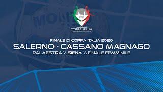 Coppa Italia 2020 | Finale: Salerno - Cassano Magnago 29-23