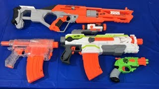 Box of Toys Toy Guns NERF Gun Mods Accustrike Sniper