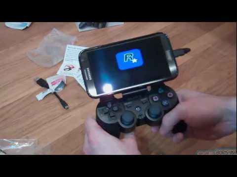 GameKlip unboxing. installation. and quick review (with the Galaxy Note 2)