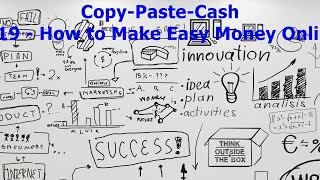 INSTANT CASH SOLUTION REVIEW 2019 - How to Make Easy Money Online Fast $100-$500 a Day Copy & Paste