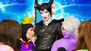 Disney Villains In Anger Management!