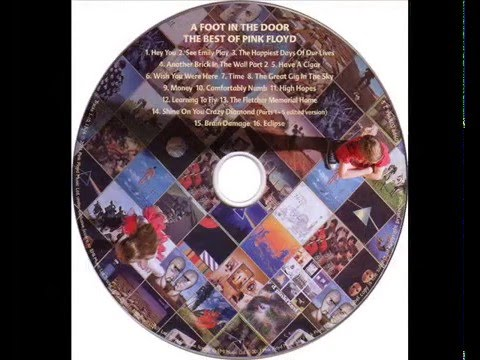 The Best of Pink Floyd - A Foot in the Door 2011 (Full Album)
