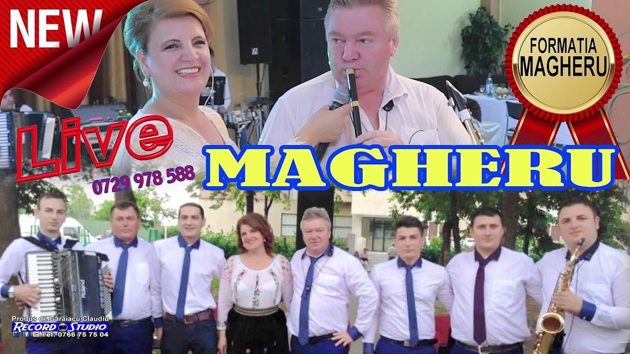 Formatia Magheru de la Severin | Hore, Sarbe si Jocuri LIVE | Muzica de Petrecere, Muzica de Pahar
