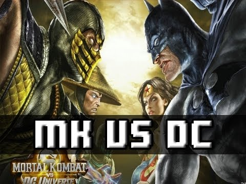 MK vs. DC | Ep.9 | The Mortal Kombat side