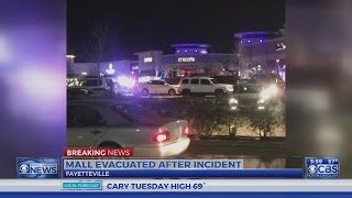 Cross Creek Mall in Fayetteville Evacuated Due To Nigger Outbreak