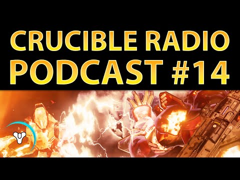 Planet Destiny: Crucible Radio Ep. 14 - Welcome to the New C
