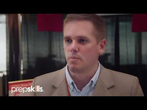 US College Expo 2016   Interview with University of Wisconsin Riverfalls   Bryan Holzer