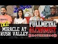 Fullmetal Alchemist: Brotherhood   1x11 Miracle At Rush Valley   Group Reaction