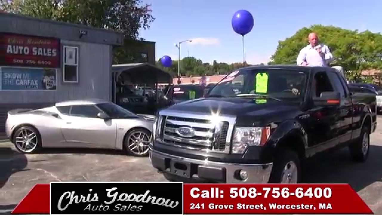 Chris goodnow auto sales 2014 30 1 1 youtube for Chris motors auto sales