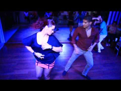 Jorjet Alcocer & Wander Rosario - Salsa