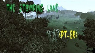 The Stomping Land --  #Gameplay 1ºDinossauro Fail (PT-BR)