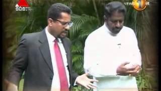 News Line with Vijith Vijithamuni Soysa - 28th October 2015
