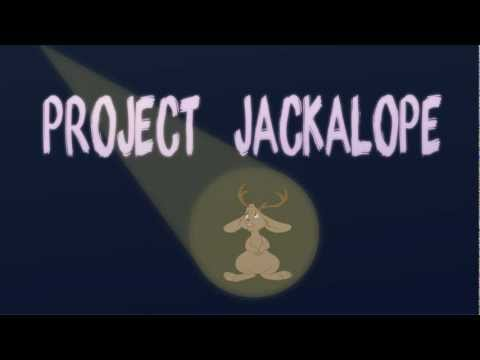 Project Jackalope book trailer