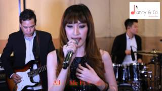 All of Me (cover by Hanny n Co.) Ft.Vyna Lee