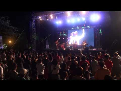 Penang World Music Festival 2012 ~ Gus Teja World Music (Frm Bali, Indonesia)