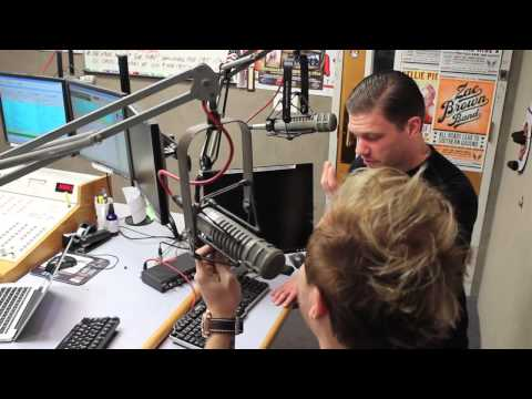 Shinedown at 100.3 The Point