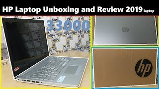 My new laptop //unboxing and review //HP laptop