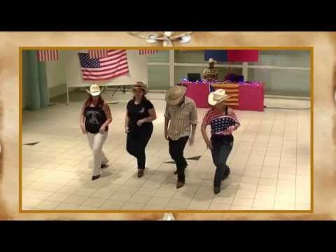 Tag On Country Line Dance