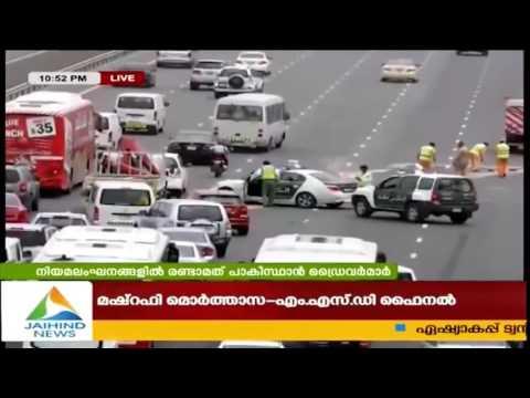 Emirati Motorists Cause Maximum Dubai Road Accidents