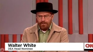 Walter White Shows Up to SNL as a Trump Cabinet Appointee : It's Time To Make America Cook Again
