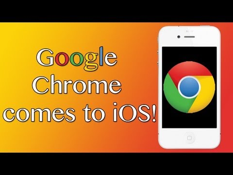 Overview: Google Chrome App | BEST Web Browser is now available on iOS!