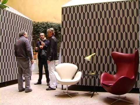 Lea Ceramiche al Salone del Mobile 2010 – ita