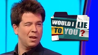 Graeme Garden, Lauren Laverne, Phil Daniels, Michael McIntyre in Would I Lie to You | Earful #Comedy