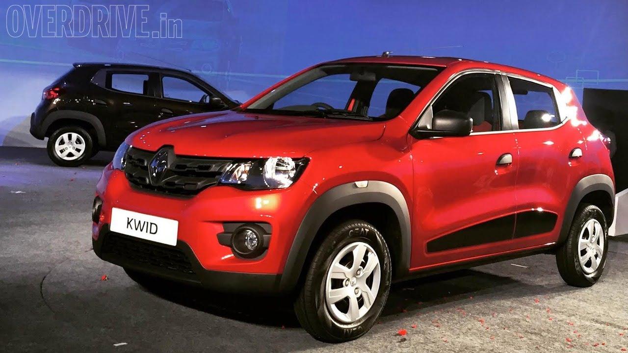 First Look: Renault Kwid - YouTube