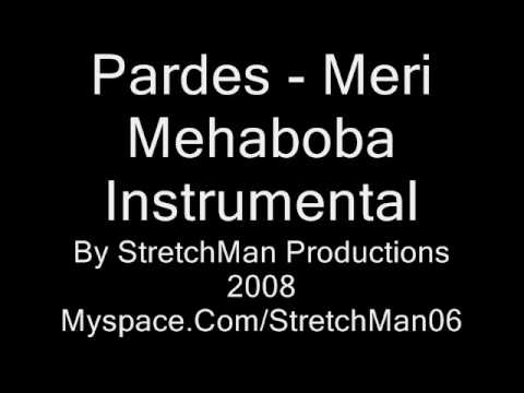 Pardes - Meri Mehbooba Instrumental (sick Version) video