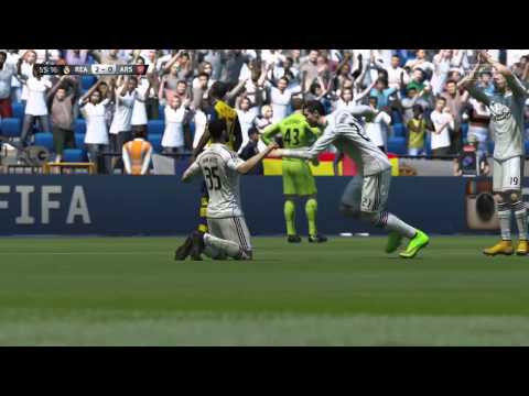 Dani Alves long shoot fifa 15