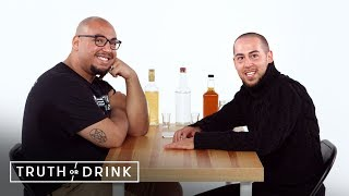 Siblings (Adrian & Nathan) | Truth or Drink | Cut